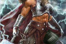 Marvel female heroes