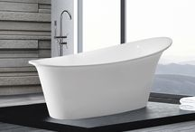 Badkamer / Een plek om je op te frissen, je mooi te maken, om wakker te worden en om te ontspannen. Hier vind je inspiratie voor #moderne, #stijlvolle en #luxe badkamers.
