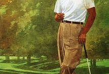 Golf With Feldspar Brook