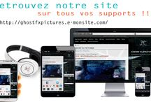 Promo Site Internet GHOST Fx PICTURES / Association Audiovisuelle Cinéma et Tv...