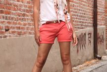 Style - Coral / by Cammie Hackney