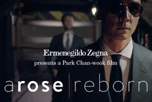 A Rose Reborn / Ermenegildo Zegna's new international film collaboration with acclaimed director Park Chan-wook, featuring actors Daniel Wu and Jack Huston / by Ermenegildo Zegna
