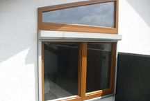 Fensterverkleidung / Nachträgliche Fensterverkleidung.