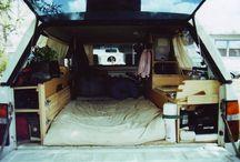 Vans and Camping
