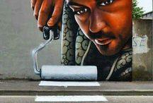 Artes das ruas