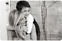 Mum and son photography