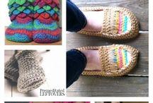 Feet cozies