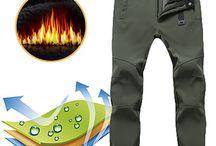 softshell ski pants
