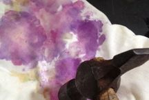 Natural Print Fabric