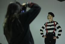 Alice in Wonderland / Los alumnos de Master en Fotografía realizan la producción de un proyecto fotográfico personal de moda: desarrollo de una idea, preparación de la producción, shooting y postproducción.