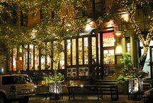 New York cafes