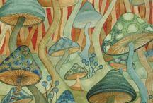 Sienet ja keiju