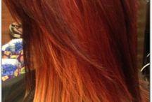 redhead inspiration