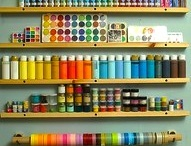Craft Room / by Jenn Titus Earles
