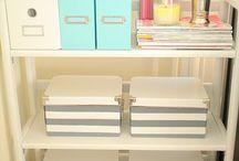 Organizacja / Be Organized