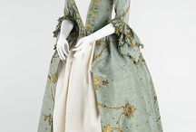 Fashion History / Dressmaking from the past