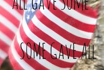 Memorial Day 2016 / Memorial day is a US holiday to honor and remember those who died while serving in the military.