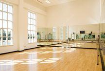 Dance studio ideas
