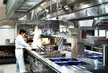 Commercial Kitchen Set-Up