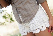 horgolt ruhák