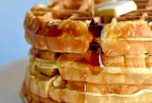 Recipes Pancakes Waffles and Scones