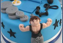 weigh lifting cakes