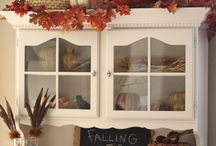 Fall Decorating / Decorating the home during the fall season.