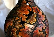 Gourds / Gourd ideas for Crafters and Decorative Painters