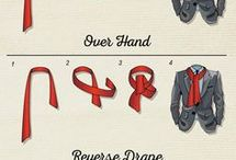 7 ways to tie a scarf