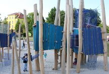 {Landscape} play parks