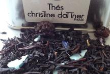 Le Grand Bleu création Thés Christine Dattner Paris /  #tea #thes #teaporn #tealover #lifestyle #luxury #teatime #degustation #teaclub #health #healthy #greentea #teathings #teablog #food #foodporn #yummy #indulge #pleasure #harmony