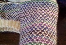 Aida - knitting