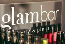 Glambar / autorski projekt - fuzja launge baru i salonu piękności,  ul. Piękna 7/9 w Warszawie  #beauty #pleasure #blowdrybar #drinkbar #hair #makeup #nails   www.glambar.pl