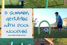 Activities for Pre-Schoolers / by Be Active Kids