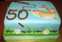 Cakes - Fishing