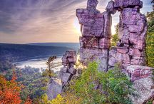 Wisconsin, USA / Exploring the virtues of the state of Wisconsin, USA