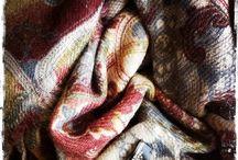 Sciarpe&Tessuti by Lò / stole e tessuti