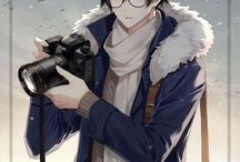 Winter♡Anime♡(Boy)