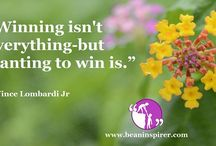 Articles on Sports / Be An Inspirer - Spread the Inspiration  Visit - www.beaninspirer.com for more.