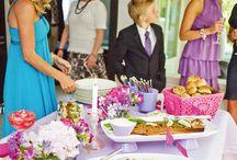 Juhlapöytää