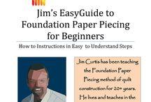 Beginning Paper Piecing