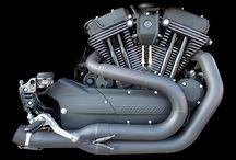 Harley Davidson Sportsters