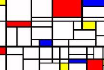 Abstracionismo / Pinturas de que gosto.