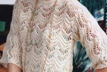 sueter crochet