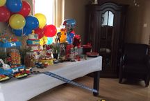 Theme Party Paw Patrol by Piece of Eve