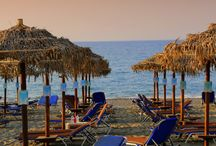 Sandy beaches of Chania / sun, sand, sea! Some of the most beautiful beaches of Chania!