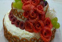 slaný dorty