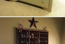 muebles madera rústicos
