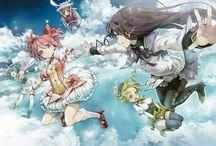 Serie animate / Anime e cartoni animati non adatti ai bambini, in cui il sangue ed il mistero sono le colonne portanti.