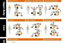 Trening og øvelser